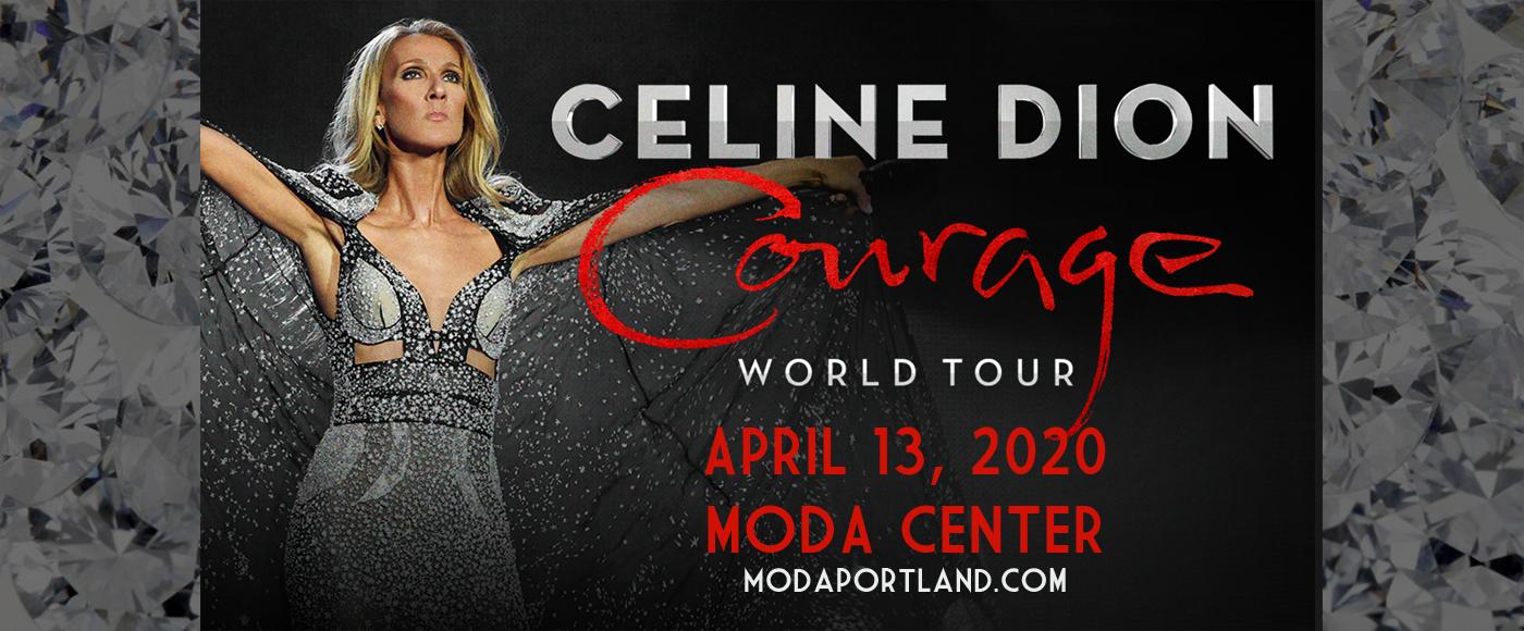 Celine Dion [POSTPONED] at Moda Center