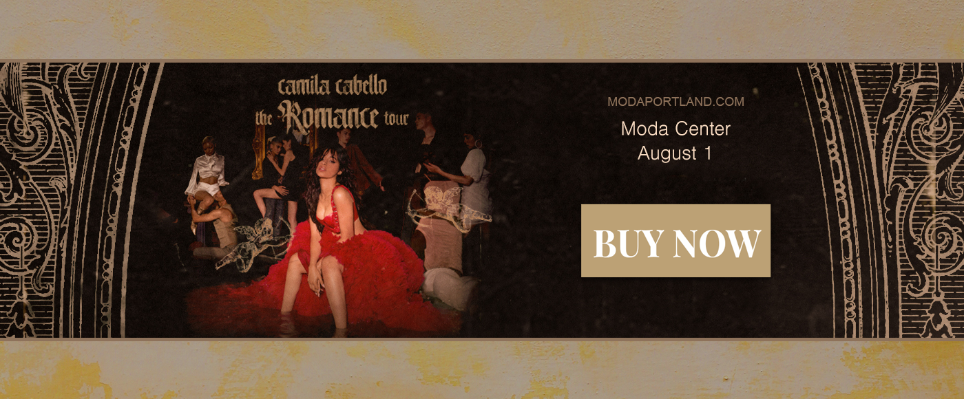 Camila Cabello [CANCELLED] at Moda Center
