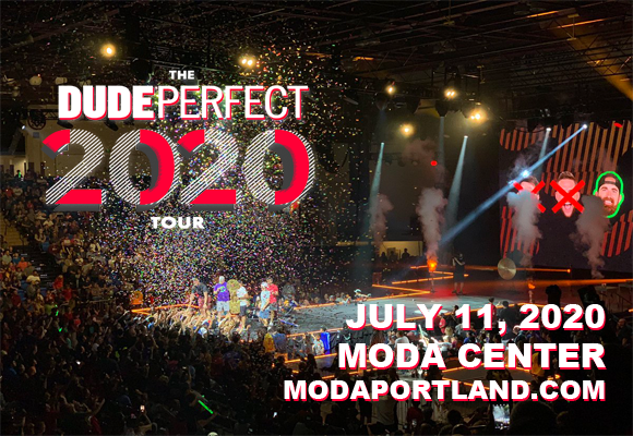 Dude Perfect at Moda Center