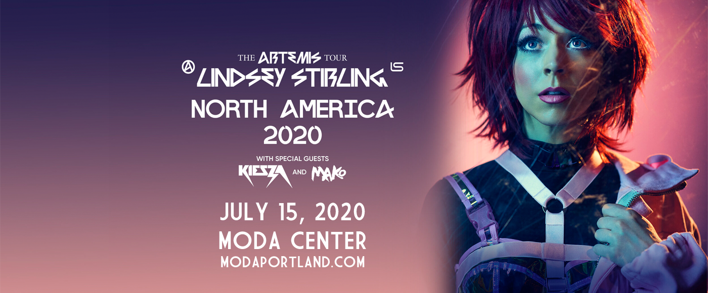 Lindsey Stirling at Moda Center