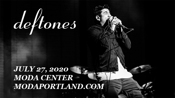 Deftones, Gojira & Poppy at Moda Center