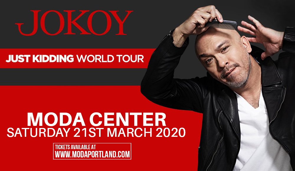 Jo Koy at Moda Center