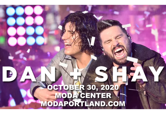 Dan And Shay at Moda Center