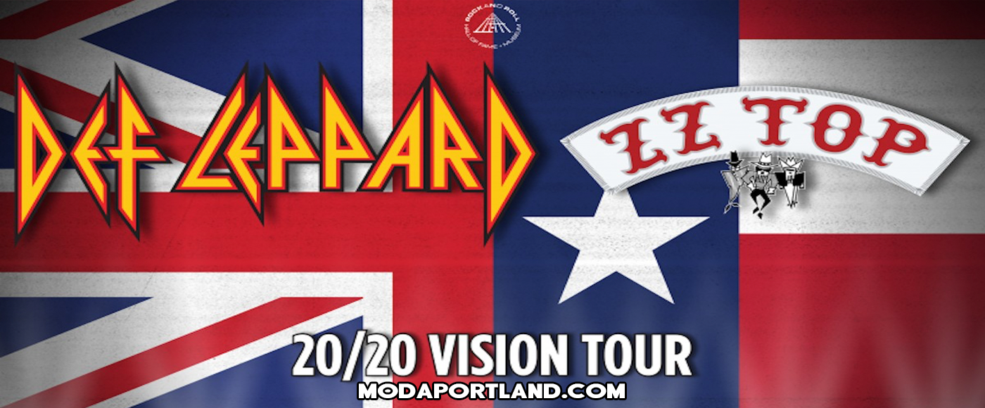 Def Leppard & ZZ Top [CANCELLED] at Moda Center