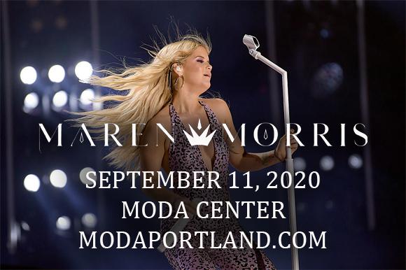 Maren Morris [CANCELLED] at Moda Center