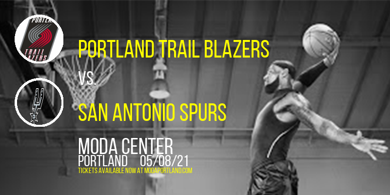 Portland Trail Blazers vs. San Antonio Spurs [CANCELLED] at Moda Center