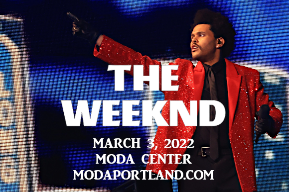 The Weeknd, Sabrina Claudio & Don Toliver at Moda Center