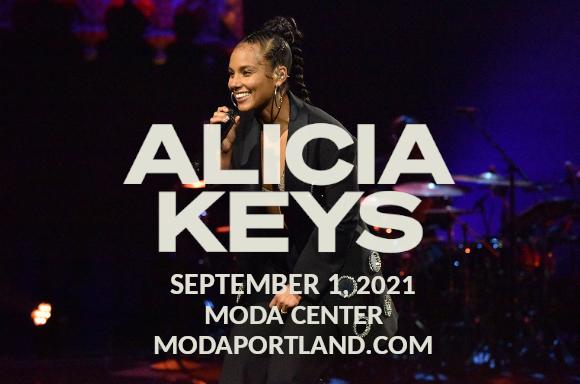 Alicia Keys at Moda Center