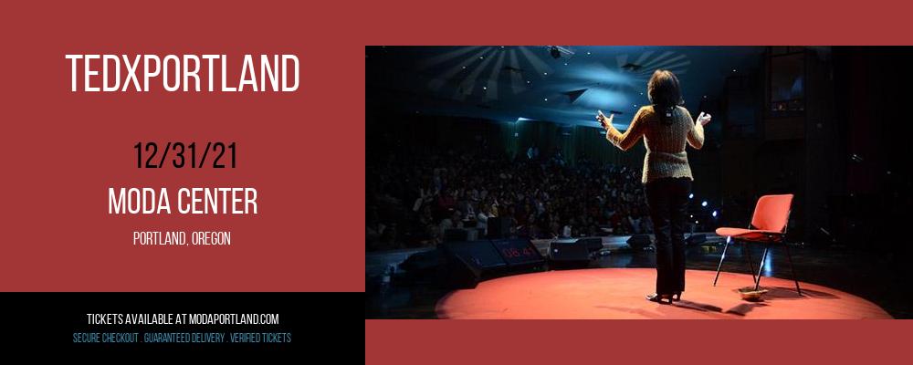 TEDx Portland at Moda Center