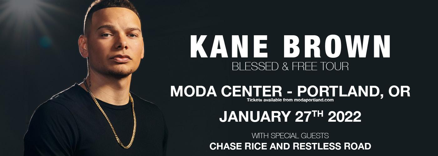 Kane Brown: Blessed & Free Tour at Moda Center